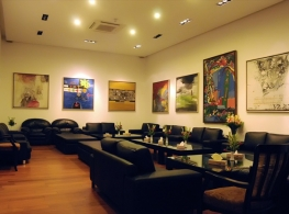 Bengal Art Lounge