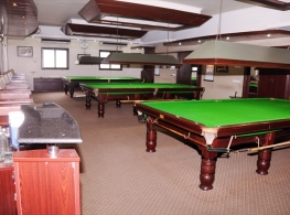 Billiard & Snooker Room