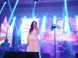 Grand Musical Evening by Bollywood Heart Throb Shreya Ghoshal