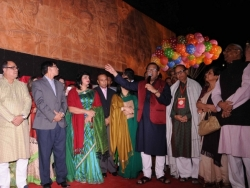 Opening Ceremony of Mural in Commemoration of Liberation War
