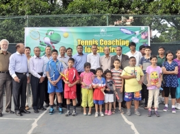 Tennis Coaching for Children